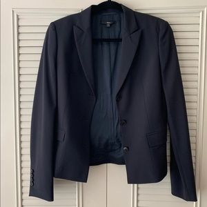 Hugo Boss Slim-fit Jacket Size 4 Color Dark Blue